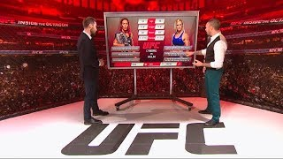 Video UFC 219: Inside the Octagon - Cyborg vs Holm download MP3, 3GP, MP4, WEBM, AVI, FLV Oktober 2018