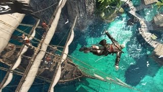 assassin s creed 4 black flag gameplay and setting explained by ubisoft s writer darby mcdevitt