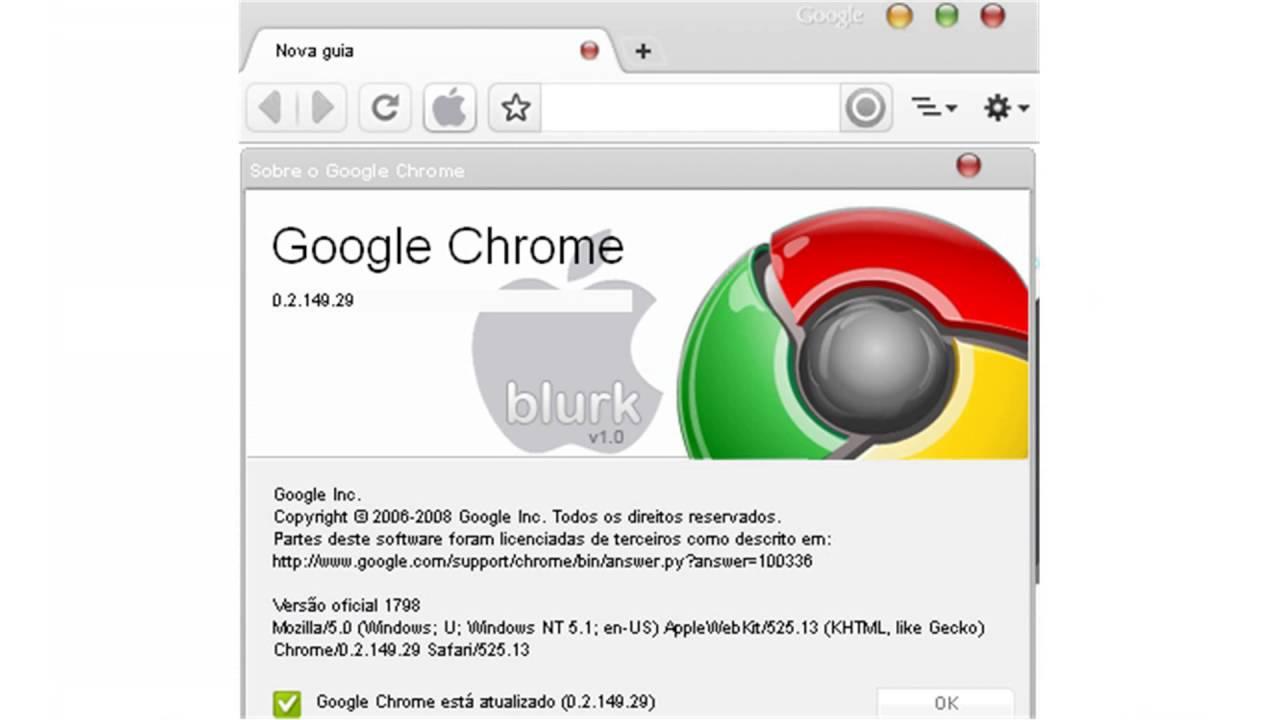 google chrome osx