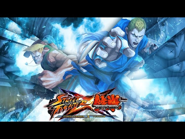 Street Fighter x Tekken - Jogando com Guile e Abel