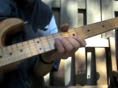 Three Pistols - Tragically Hip - Guitar parts
