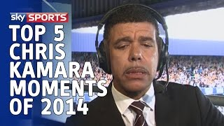 Top 5 | Unbelievable Chris Kamara Moments of 2014