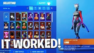 the NEW HACKING GLITCH in Fortnite...