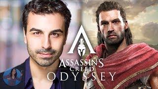 Assassin's Creed Odyssey | Actor, Michael Antonakos as Alexios | VA Spotlight