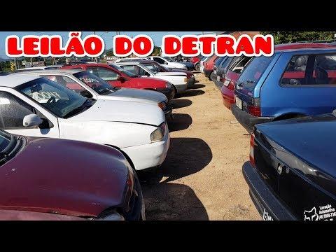 LEILÃO DO DETRAN CELTA GOL PRISMA CLASSIC POLO