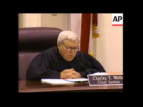 USA: FLORIDA SUPREME COURT CASE UPDATE