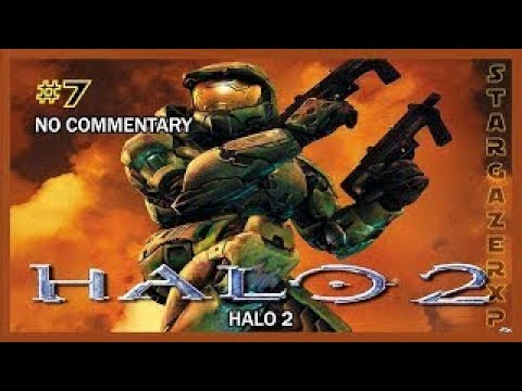 Halo 2 Walkthrough Mission #7 (The Oracle) HD 1080p XB No Commentary