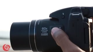 Nikon Coolpix P600 Hands on Review