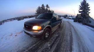 2000 Ford F150 7700 Review and Test