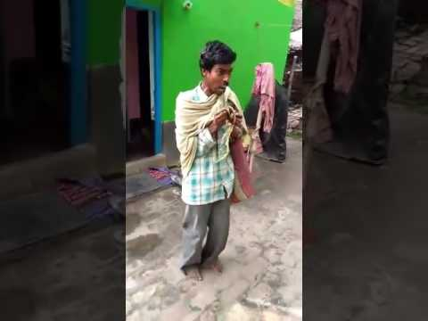 Indian comedy beggar sing song