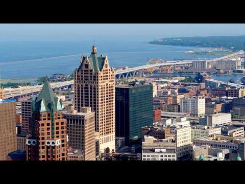 Aerial Views Of Milwaukee (United States)