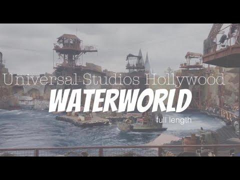 Download Universal Studios Hollywood- WaterWorld 2018; full length