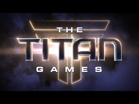 THE TITAN GAMES First Look