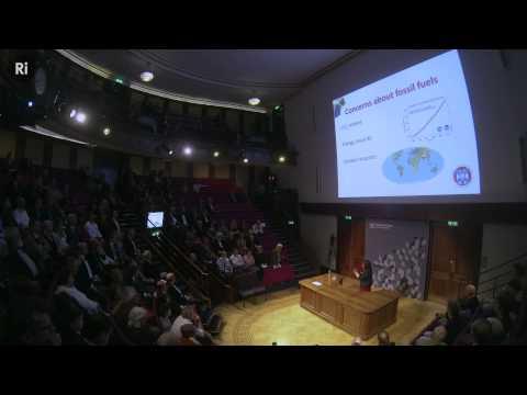 Powering Ahead with Solar Energy - Professor Lesley Yellowlees