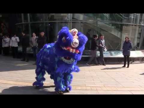 Chinese New Year 2015 - Lion Dances at EAC