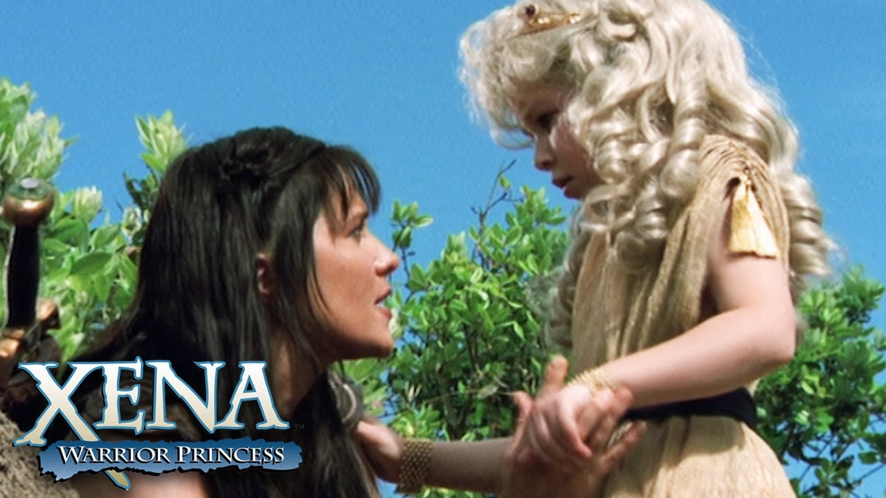 Download Xena Rescues The Young Princess Alesia!   Xena: Warrior Princess
