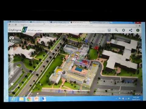 CityEngine Live Web 3D sneak peek