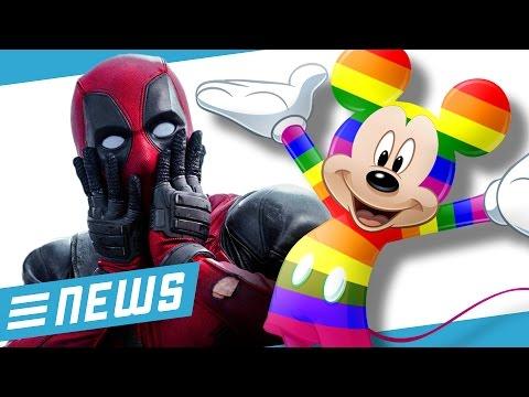 Disneys Erster Schwuler Star? - FLIPPS News