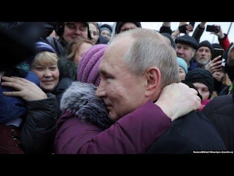 Россия боится остаться без Путина