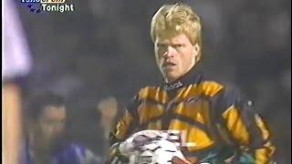 Kahn gegen Bordeaux | UEFA Cup Finale 1996