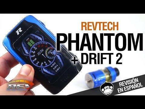 RevTech PHANTOM 220 + Drift 2 / ¡BRUM BRUUUM! / revisión