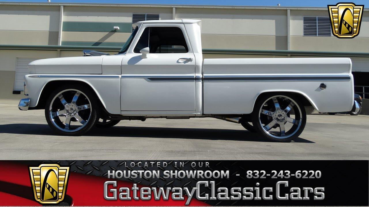 1966 Chevrolet C10 Houston Texas Youtube Truck