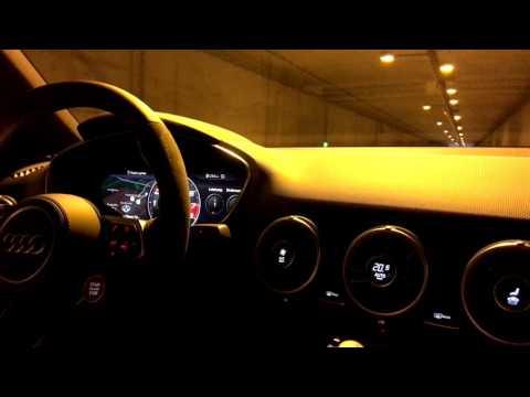 Audi TT RS Coupé 2017 – 2.5 TFSI 294 kW (400 PS) Soundcheck Sound Check