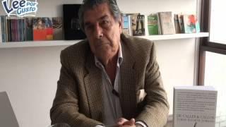Jorge Salmón presenta su libro De calles & Callos