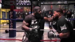 En memoria a kimbo slice UFC