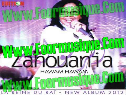 Cheba Zahouania 2012   Hawam Hawam   YouTube