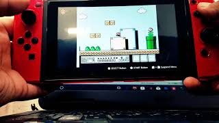 """THE GAME-NINJA SHOW EP 10 THE NINTENDO 6.0 UPDATE AND NEW ONLINE FEATURES! SUPER MARIO 3 GAMEPLAY!"