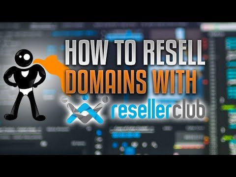 How To Resell Domain Names With Reseller Club & WHMCS