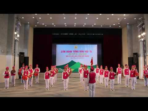 Liên hoan tiếng kèn Đội ta lần VII - NTN Đồng Nai (P1)