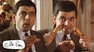 More Food and Drink | Clip Compilation | Mr. Bean Official