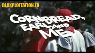 Cornbread, Earl And Me Trailer Blaxploitation