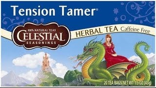 Coco Goes to K Mart aka The Search for Celestial Seasonings Tension Tamer Tea