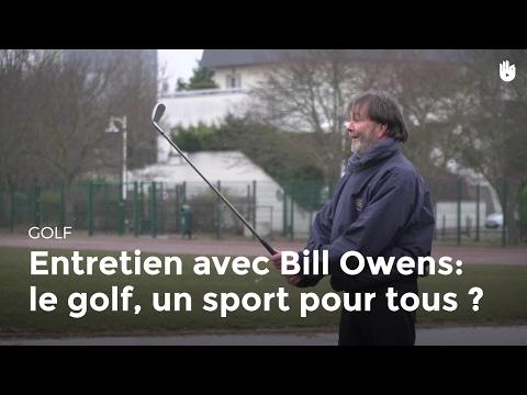 Entretien avec Bill Owens : le golf, un sport pour tous ? | Golf