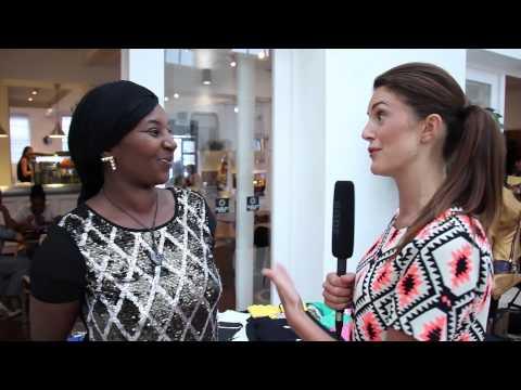 Midland Fashion Awards - Pre Show 2014 4K