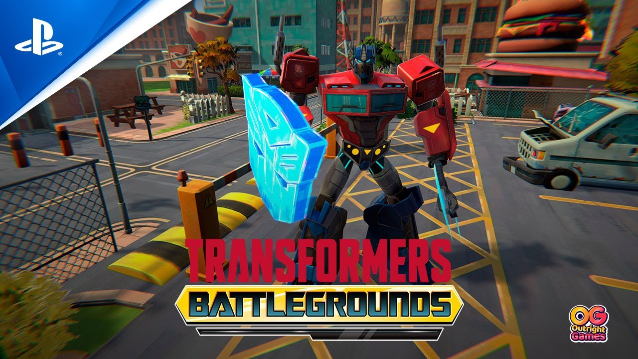 Transformers: Battlegrounds - Gameplay Trailer | PS4