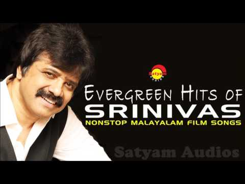 Evergreen Hits of Srinivas | Nonstop Malayalam Film Songs