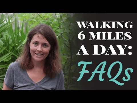 Why Walking Is The Answer to Slimming Down and Keeping the weight off