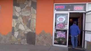#340 США Аляска Анкоридж Делаем покупки Полный холодильник Корейский ресторан(Сегодня мы проехались по магазинчикам, а вечером посетили мой любимый корейский ресторанчик., 2014-07-12T22:07:14.000Z)