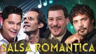 Mix De Lo Mejor Salsa Romantica De Marc Anthony - Willie González - Tito Rojas - Rey Ruiz 30 Éxitos