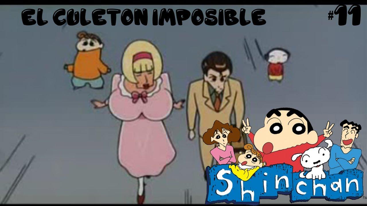 shin chan chuleton imposible