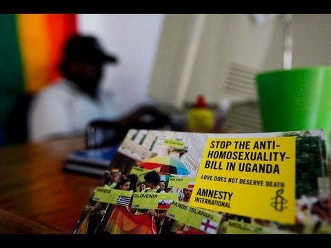 Uganda's LGBT community under threat