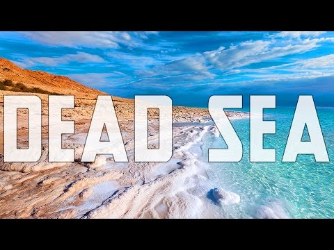 Dead Sea - Tour of my Resort, Saltwater and Floating