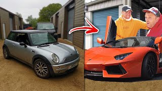 GIFTING MY BROTHER HIS DREAM CAR!!!!! *PRANK*