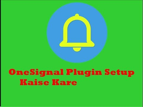 OneSignal Push Notification Setup In Wordpress Website