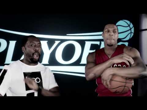 The Black Eyed Peas - 2015 NBA Playoffs