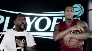 """The Black Eyed Peas - 2015 Nba Playoffs """"awesome"""" (full Version)"""